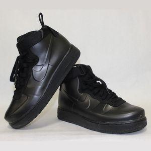Nike Air Force 1 Foamposite Cup Triple Black - 8